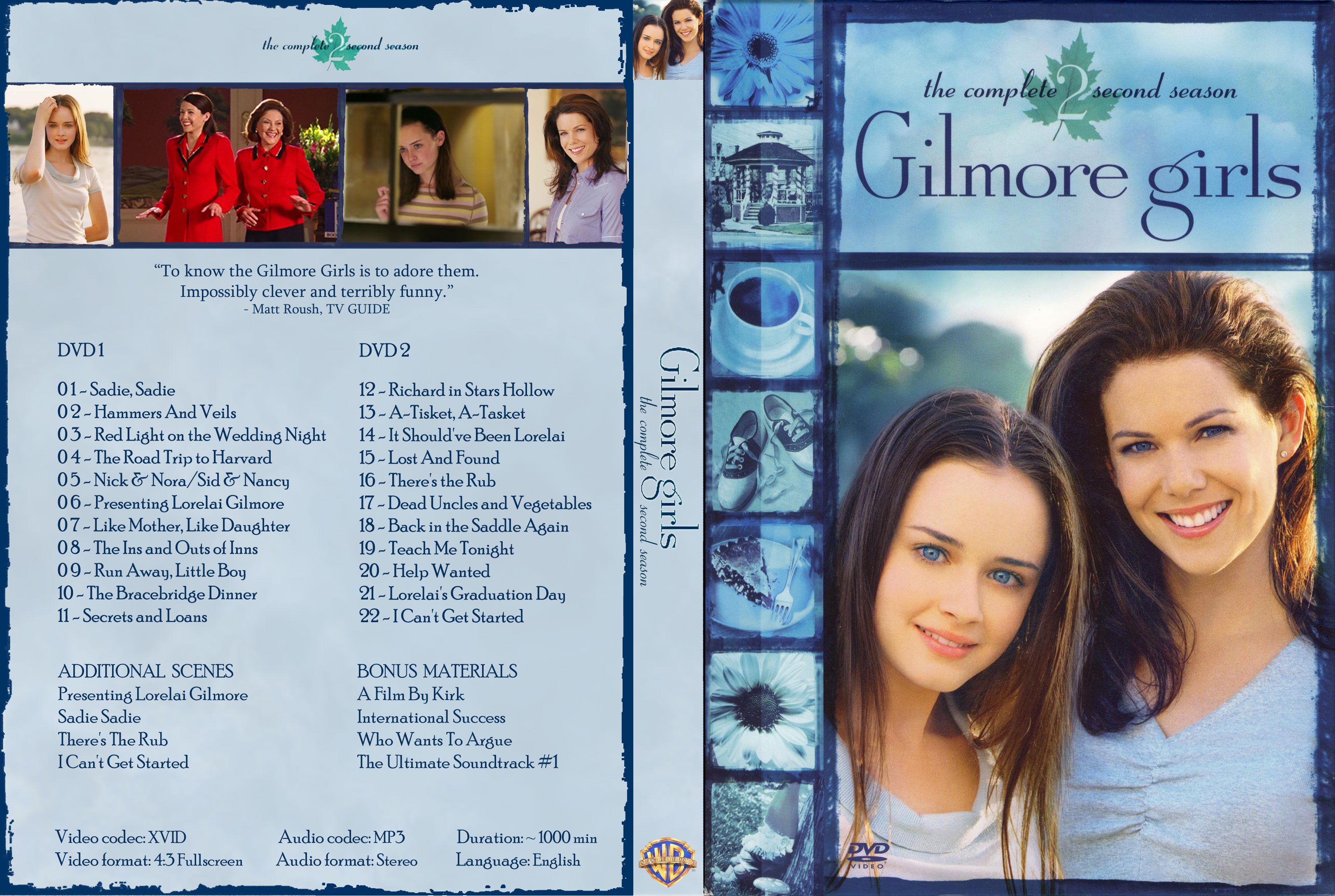 watch gilmore girls online